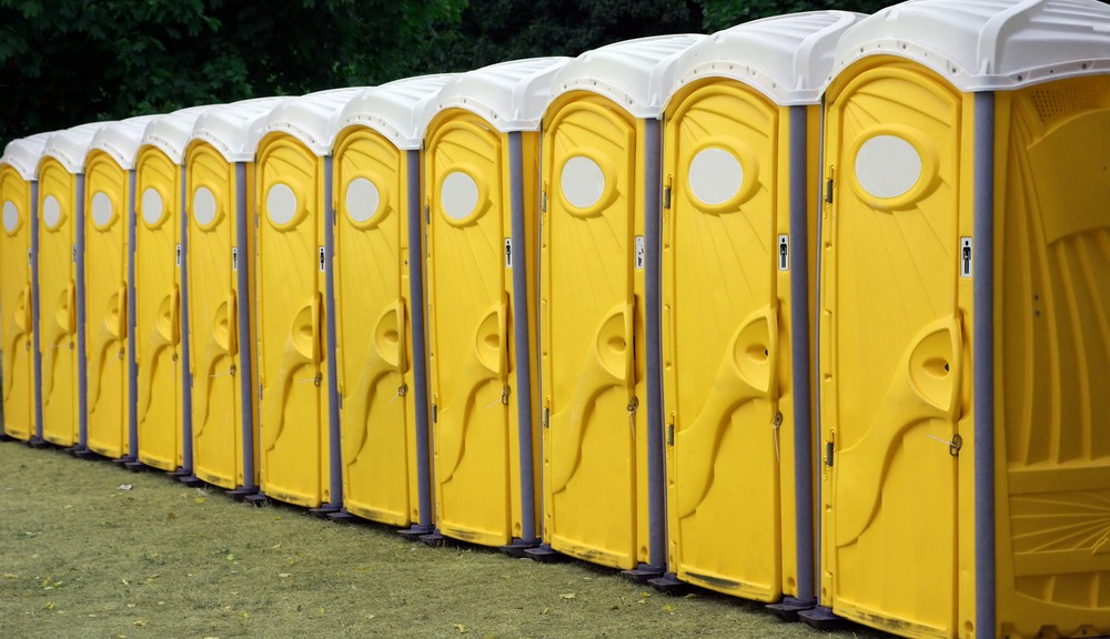 How Many Portable Toilets do I need for an Event?